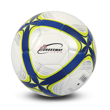 soccer ball size 5 PU leather football competition training professional football sewing by machine for soccer Free ship C21