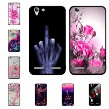 Soft TPU Cell phone Cases For Lenovo Vibe K5 Covers K5 Plus Lemon 3 A6020 Silicon Bag For Lenovo K5 Lemon 3 K5 A6020 Cover Case