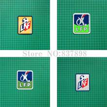 LFP French Ligue Patch LIGUE DE FOOTBALL PROFESSIONNEL TM soccer patch soccer Badges LNF patch(China)
