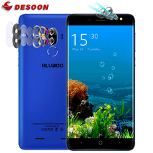 Original BLUBOO D1 Mobile Phone Quad Camera lens MTK6580A Quad Core 2G RAM 16G ROM Android 7.0 Fingerprint 8.0MP Cell phones