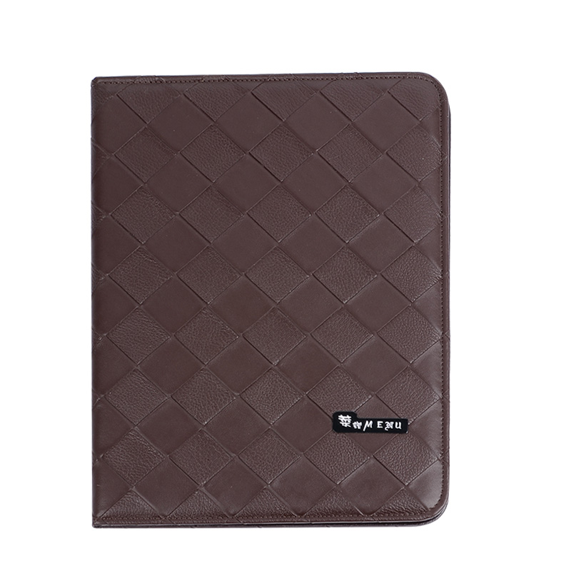 Retail Wholesale A4 Size Restaurant Menu Covers PU Leather Coffee List Folders Display Wine List Menu Holders Restaurant Supply<br><br>Aliexpress