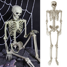 Easter 170cm Jointed Skeleton Party Halloween Accessory Party The Skeleton Frame JK1057