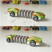 Hot Loose New Wheels Mutant Machines Diecast 1:55 Green Chariot Toy Car Best Gift for Child