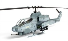 Brand New FOV 84007 1/48 Scale Helicopter Model Toys BELL AH-1Z VIPER Diecast Metal Plane Model Toy For Collection/Gift