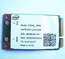 SSEA for Intel WiFi Link 5100 512AN 802.11 AGN WLAN wireless card for HP 480985-001 tested well Free shipping(China)