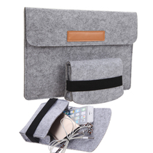 "Laptop Sleeve Bag Pouch Cover 10''11''12''13""14''15'' Sleeve Bag Ultrabook Netbook with Mini Carry Bag Cover For PC Laptop"