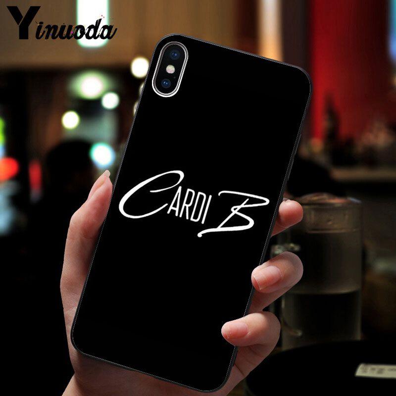 American Rap Singer Cardi B