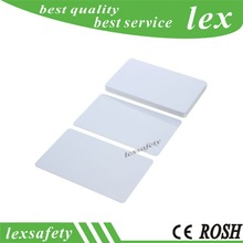 125KHz Writable Rewrite Printable EM4305 hotel key card RFID card Proximity Access card Proximity ID ISO Thin smart blank card(China)