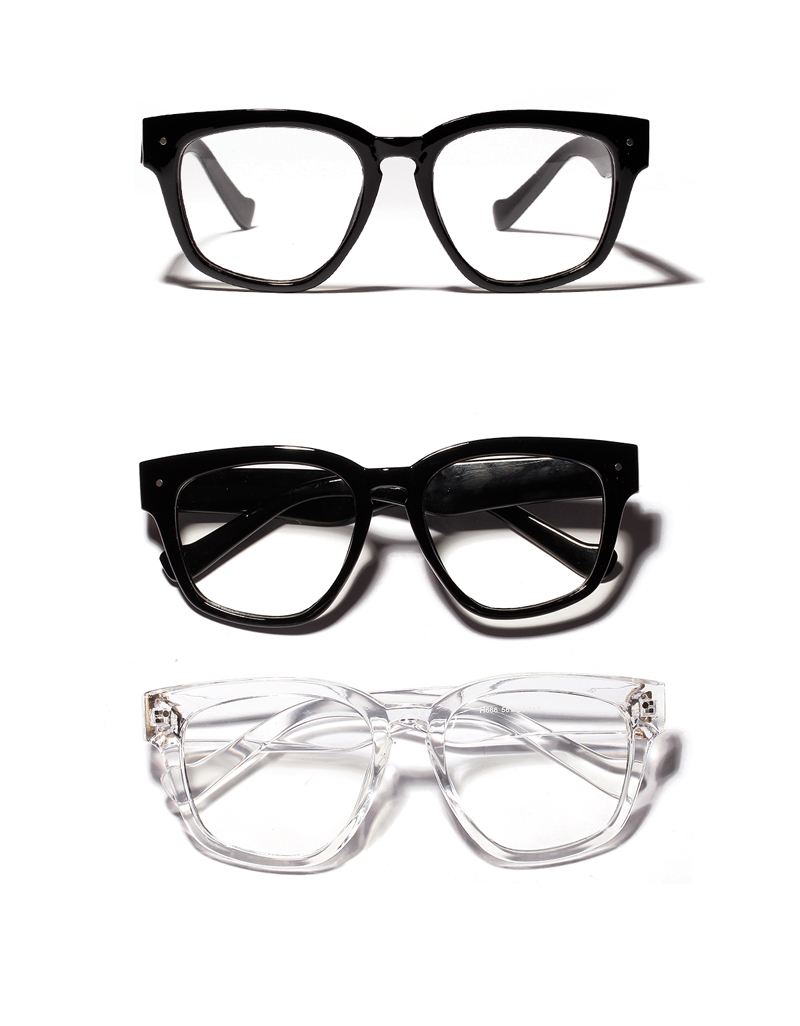 Transparent Eyeglasses For Women detail (1)