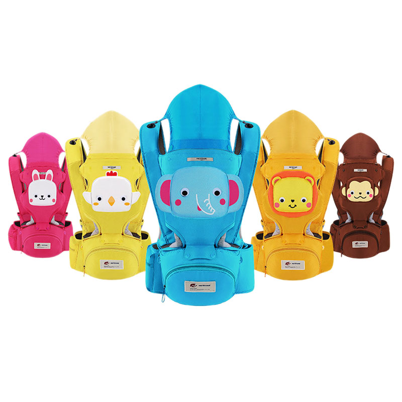 2018 New Baby Carrier 0-30 Months Breathable Comfortable Babies kids Carrier Infant Backpack Baby Hip Seat Waist Stool<br>