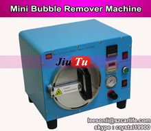 Mini Autoclave Air Bubble Removing Machine Universal for All 7 inch LCD OLED Touch Screen Glass Refurbishment Debubble Equipment