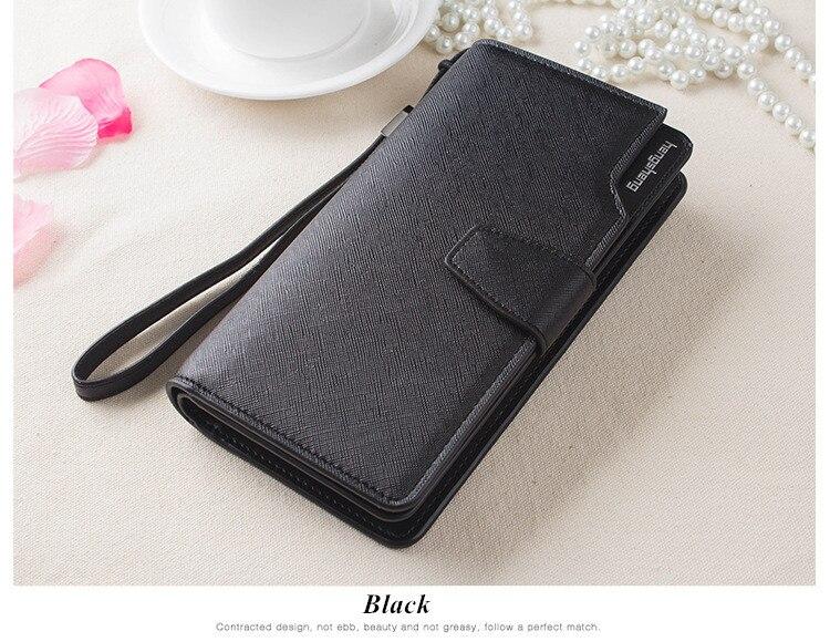 HTB1lkavSFXXXXbdaXXXq6xXFXXXM - 2018 new fashion women wallet leather brand wallets women wholesale lady purse High capacity clutch bag for women gift