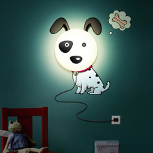 Creative 3D Ambience Light Wallpaper Light Wall Lamp Baby Bedside Night Light(China)