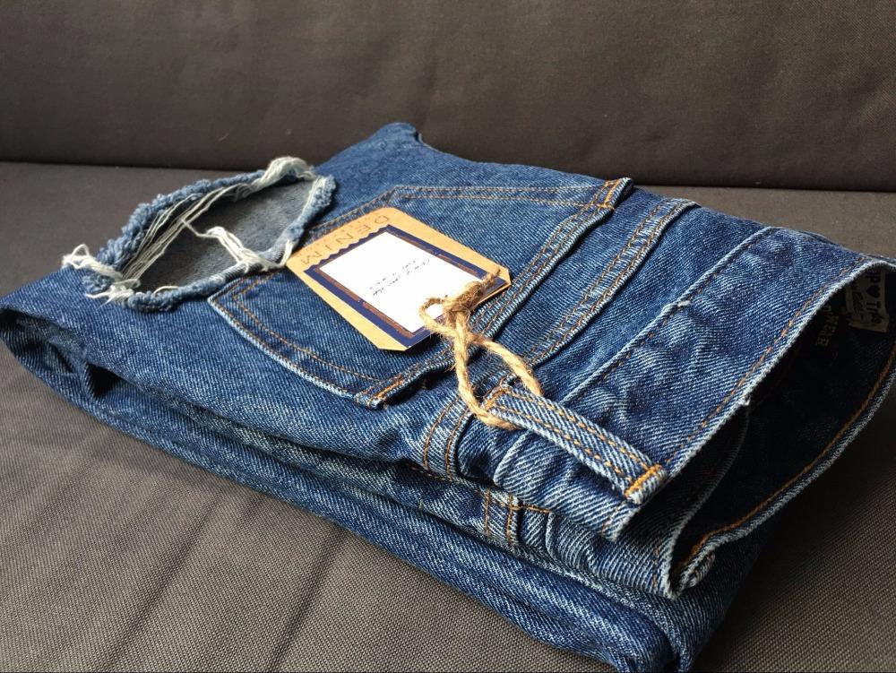 Super Sexy Bu Ripped Hole Jeans Slim Fit Women Jeans High Waist Exposed Hips Fashion Denim Women Boyfriend Skinny Jeans Femme (5)