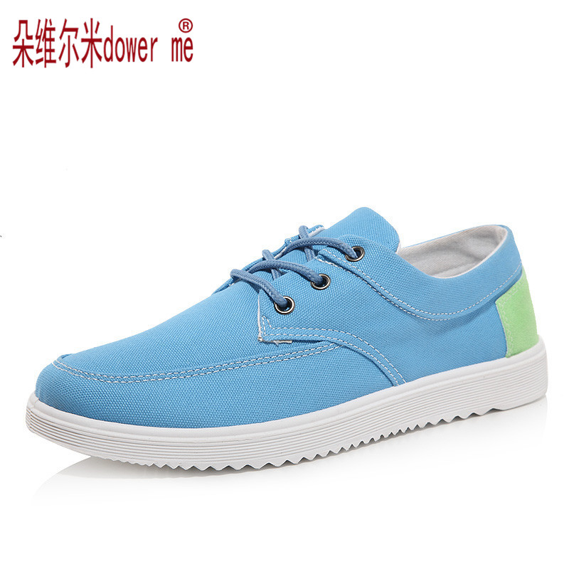 2017 British style Men Canvas Shoes, Luxury Brand High Quality Men Casual Shoes, Comfortable Men Loafers Shoes<br><br>Aliexpress