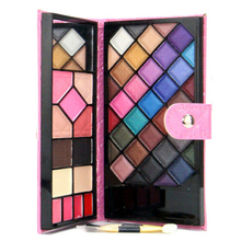 New Arrival Delicately Wet Eye Shadow Professional 48 Colors 3D Eyeshadow Palette Glitter Color Shimmer Matte Beauty Makeup Set