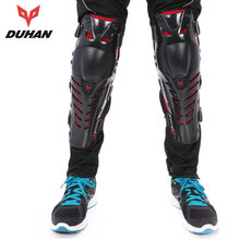 DUHAN Motorcycle Knee Protector Riding Motocross Knee Guards Knee Protective Pads Gear Off-Road Racing Outdoor Sports MX(China)