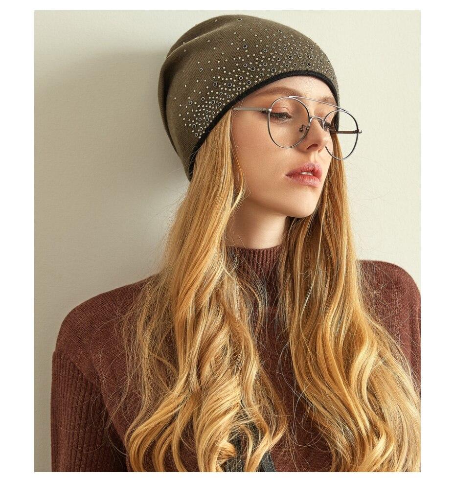 قبعات للنساء 8