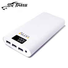 Tattu 10400mAh Lipo Battery with Multi Protection Safety System LED Display Recharge Battery for Goggles(China)