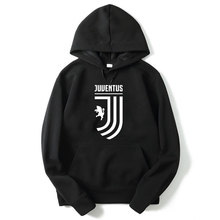 Men's Hoodies Sweatshirts Juventus Serie A Torino Turin Six time crown Champion 2016/2017 Paulo Dybala del Piero sweatshirts(China)
