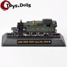 AMER 1/76 Diecast B 1928 GWR '4575' class No.5542 Locomotive Model Steam Train Collections Kids Toys Gift Brinquedos Without Box