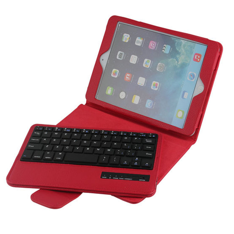 New Detachable Wireless Bluetooth Keyboard Folio PU Leather Cover For Samsung Galaxy Tab E 8.0 SM-T377 T377 T377V + Stylus Pen<br>