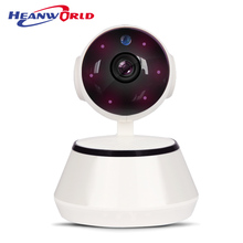 HD 720P Wifi Smart IP Camera Wireless Home Security Camera Mini CCTV Camera Surveillance Support Iphone Android Digital Zoom