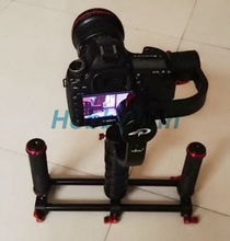 Newest !Beholder MS1 DS1 bracket 3 Axis Handheld DSLR Camera Stabilizer Gimbal bracket Stabilizer bracket(China)