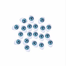 20Pcs Plastic Doll Safety Eyes For Animal Toy Puppet Making DIY Craft Accessories(China)