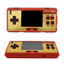 Portable Handheld Game Players Family Pocket Built in 638 Classic Games 8 Bit Retro Video Game Console Children Best Gift RS20A