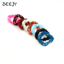 SCCJY Elastic Hair Rope Kids Hair Ties Adorable Ponytail Holder Bands Hair Accessories A12R11C