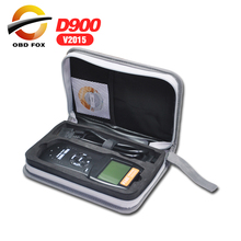 2015.7.18 Version D900 CAN BUS OBD2 Live PCM Data D900 Code Reader Auto Code EOBD Diagnostic tool free shipping