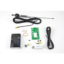 DIY KITS RTL-SDR 100KHz to1.7GHz Full Band UV HF RTL-SDR USB Tuner Receiver DIY KITS + U/V Antenna Hot Sale