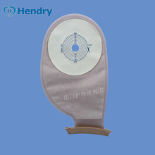 10 pcs disposable Colostomy bags Stoma bags for stoma care surgery one system open feces collection fistula bag