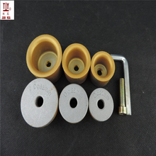 Tool Plumber DN20-32mm Golden 3pcs/set Golden Die Head welding parts ppr pipe welding machine heads pipe butt welding machine