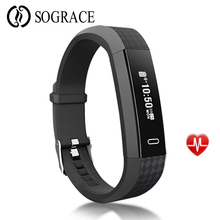 Buy k09 Smart Wristband Bracelet Heart Rate Monitor Fitness Tracker Touchpad OLED Screen Smartband Android iOS PK Mi Band 2 for $16.64 in AliExpress store