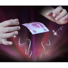 New 1Pcs Elastic Stretch Invisible Hidden Coil Thread Loops Haunted Magic Trick Float High Quality(China)