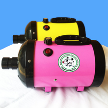 New pet dryer high quality hair dryer dog low price dog grooming dryers DC 220V hot hair hand pet blower(China)