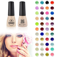 Elite99 7ML Soak-off Gel Polish More Color Choosing Top & Base Coat LED or UV Lamp  Lacquers Gel Polish