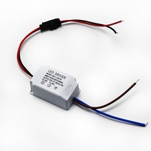 1X AC 85V-265V to DC 2V-12V LED Electronic Transformer Power Supply Driver 3X1W