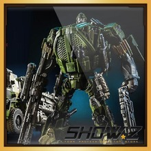 [Show.Z Store] KBB Hound Camo Version Detective Transformation Camouflage Action Figure