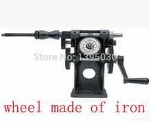 New Manual Hand Coil Winding Machine Winder NZ-5 Dual Purpose Manual Coil Winder 1pcs(China)