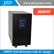 Pure sine wave 5000W/5KW Grid off Converter dc to ac Inverter UPS inverter with LCD show