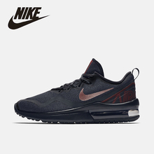 NIKE Original  New Arrival AIR MAX FURY Mens Running Shoes Breathable  Footwear Super Light For Men#AA5739
