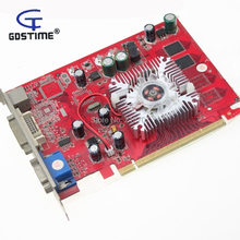 10pcs/set Gdstime 55mm Silver Snowflake Computer Graphics Card VGA Video Card Cooling Fan 12 volt