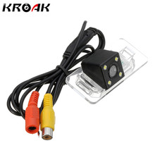 Car CCD Rear View Parking Reverse Camera For BMW E39 E46 E53 Reverse Back Up Camera Night Vision 170 Degree(China)