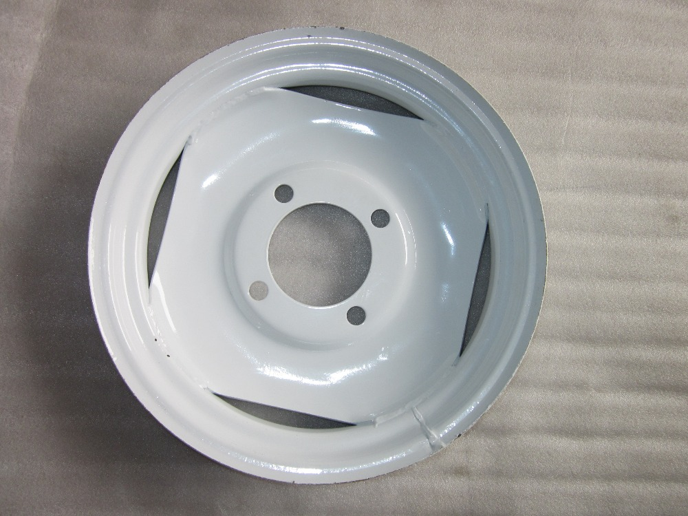 TY184 TY204 tractor parts,the front rim, part number:6.00-16<br>