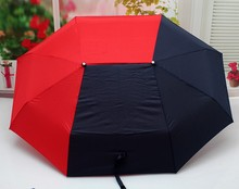 VGOLSUN  Hot Selling Couple Lovers` Mother&Kids Guarda-chuva Three Folding  Golf  Umbrella