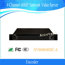 DAHUA Encoder 4 Channel 1080P Network Video Server Support TV/VGA/HDMI Without Logo NVS0404HDC-A(China)