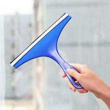 Durable Window Cleaner Mirror Car Windshield Squeegee Glass Wiper Silicone Blade Cleaning Shower Screen Window Wizard